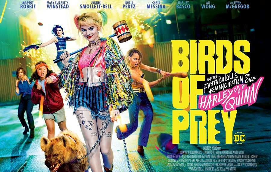 Download Birds Of Prey