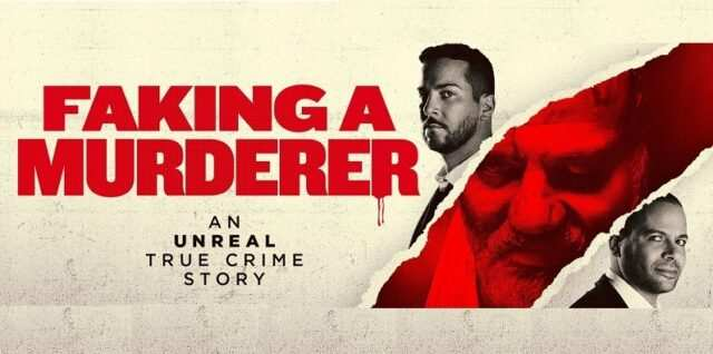 Faking a Murderer Poster