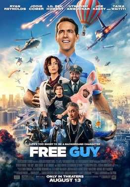 Free Guy Full Movie