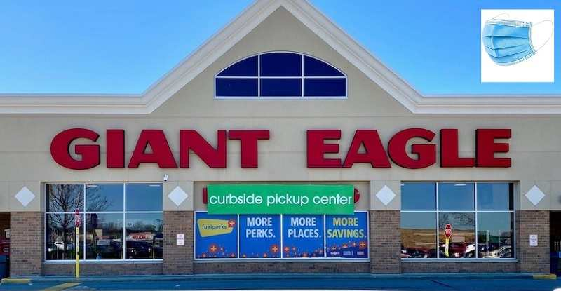 Giant Eagle Mask Policy