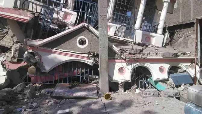 7.2 Magnitude Earthquake Shakes Haiti, Alaska Coast. Tsunami Alert Issued