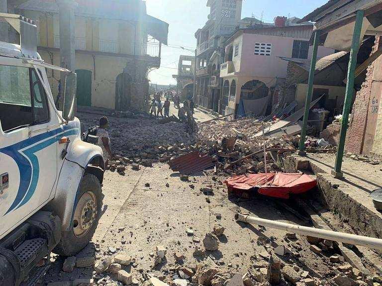 "Haiti Earthquake 2021 (Magnitude 7.2) is More Powerful Than ""2010 Haiti Earthquake"""