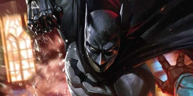 I am Batman 0