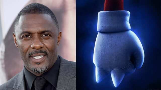 Idris Elba SonicMovie2 Knuckles