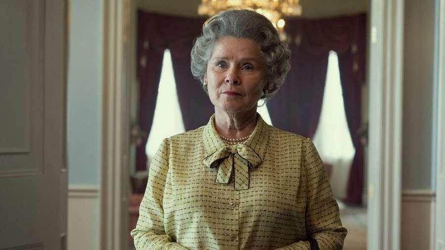 Imelda Staunton first look as Queen Elizabeth II
