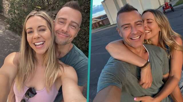 Joey Lawrence Engaged to Girlfriend and Co-Star Samantha Cope