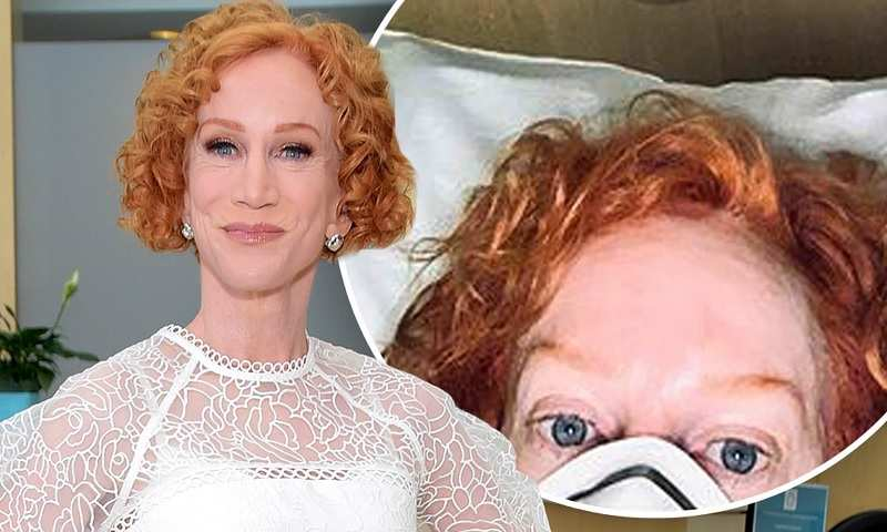 Kathy Griffin Lung Cancer Surgery