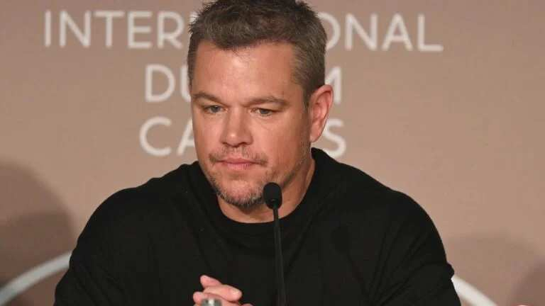 Matt Damon to not use the f word for homosexuals