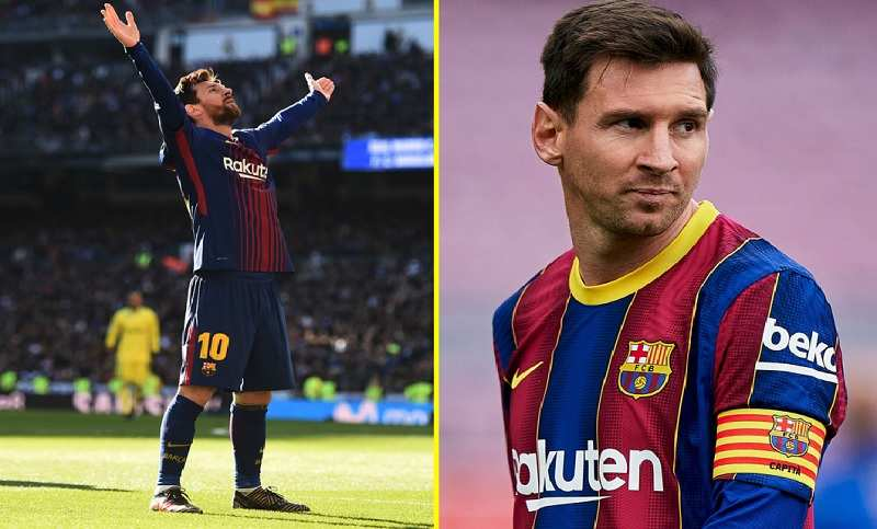 Messi Leaves FC Barcelona