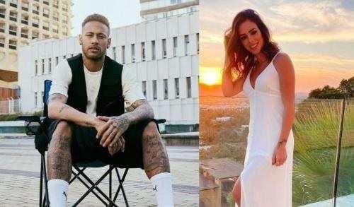 Neymar Girlfriend Bruna Biancardi