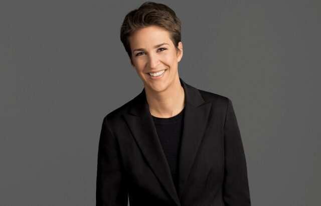 Rachel Maddow NBC Deal