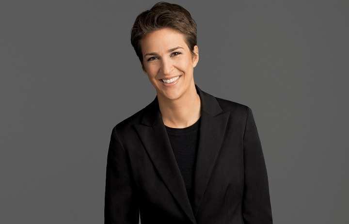 Rachel Maddow MSNBC Deal