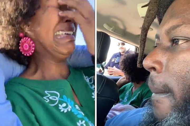 Syesha Mercado Baby Forcefully Seized