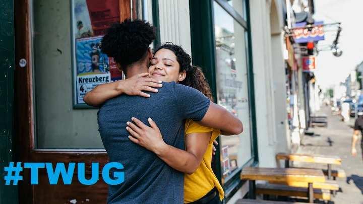 TWUG Twitter Hug