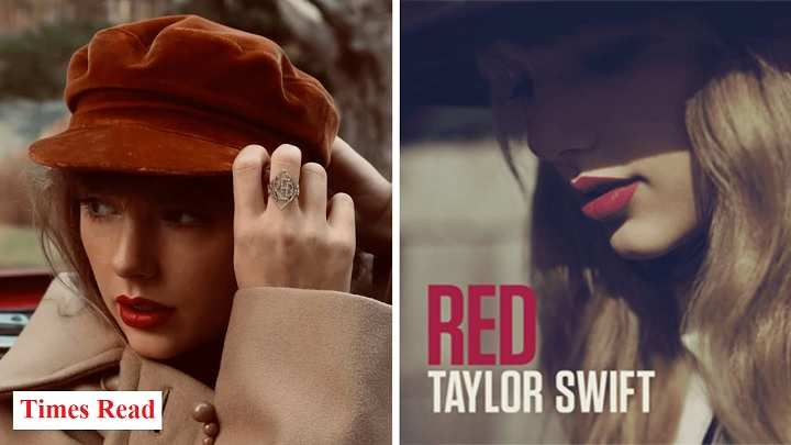 Tailor Swift Red Version