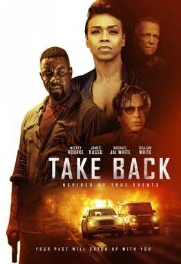 Download Take Back Official Poster