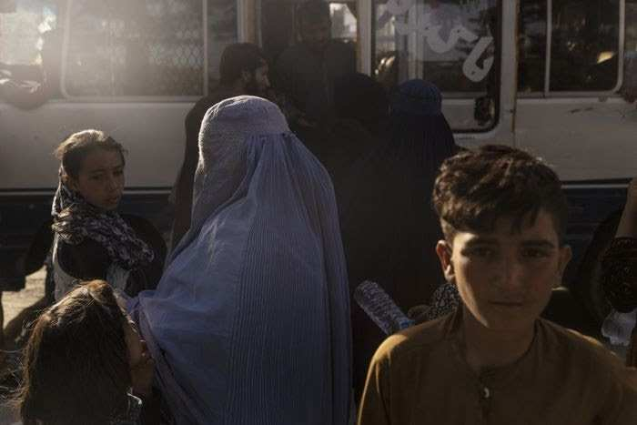 Taliban Enters Kabul 4
