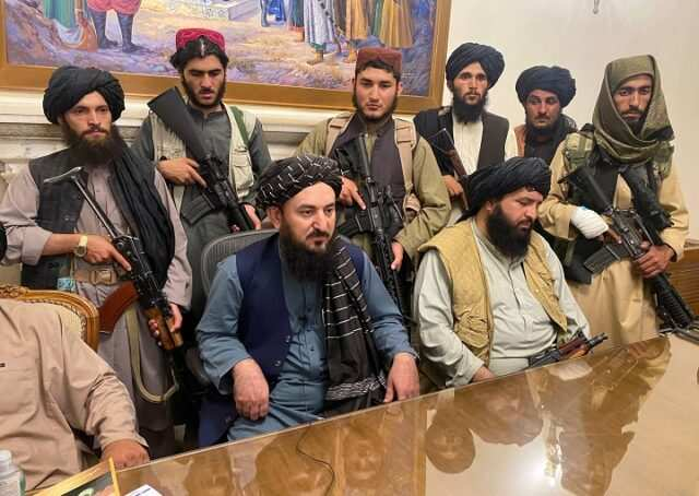 Taliban Takes Office