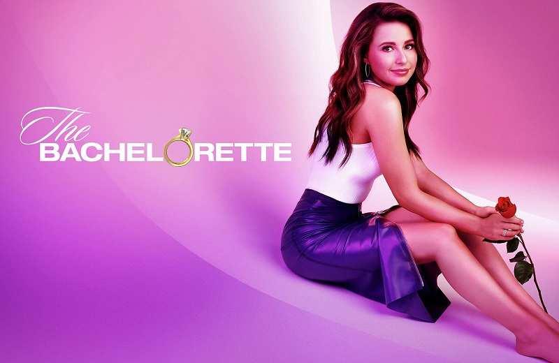 The Bachelorette Season 17 Finale Katie and Blake