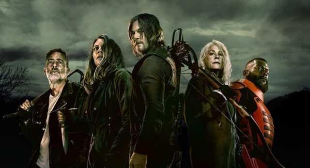 Watch The Walking Dead Season 11