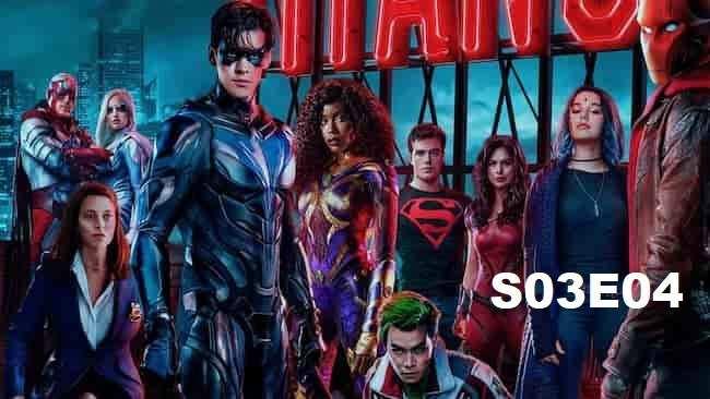 Download Titans Season 3 Episode 4