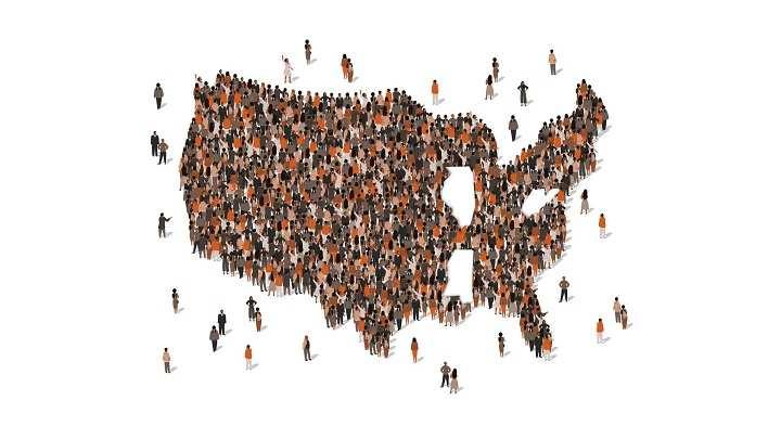 US census result 2021