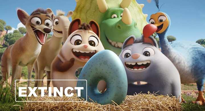 Watch Extinct (2021) Full Movie