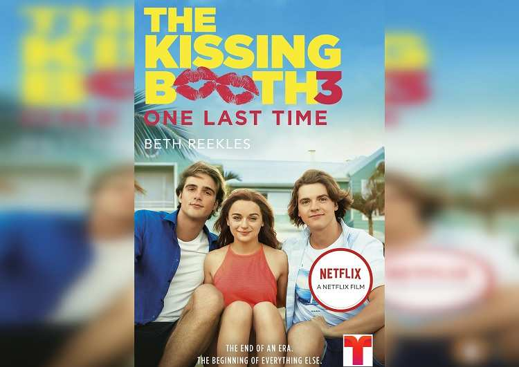 Watch The Kissing Booth 3