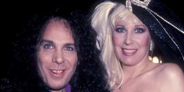 Wendy Dio Ronnie james Dio