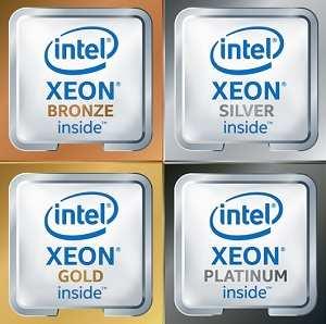 Xeon Processor Variants