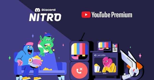 Youtube Free With Discord Nitro