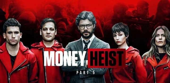 Money Heist Season 5 Part 1